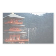 Nachi Falls Decal