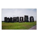 Stonehenge, England Sticker