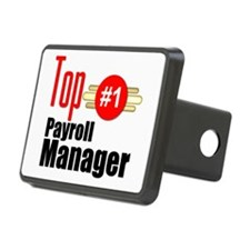 Top Payroll Manager Hitch Cover
