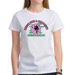 Witches Brew & Broom Women's T-Shirt