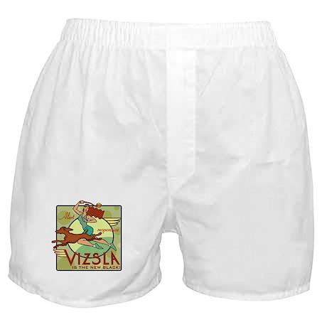 vizsla boxer shorts