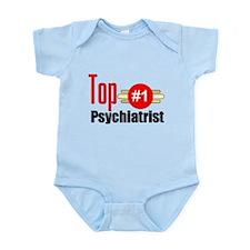 Top Psychiatrist Infant Bodysuit