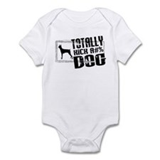 Miniature Pinscher Infant Bodysuit