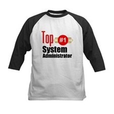 Top Systems Administrator Tee