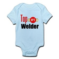 Top Welder Infant Bodysuit