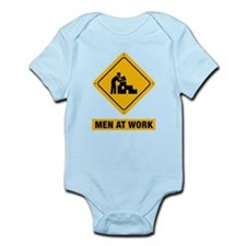 Blocks Building Infant Bodysuit