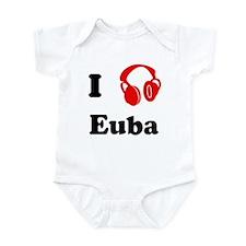 Euba music Infant Bodysuit