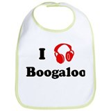 Boogaloo music Bib