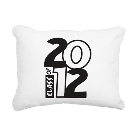 BIG Class of 2012 Rectangular Canvas Pillow