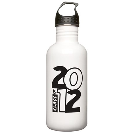 BIG Class of 2012 Stainless Water Bottle 1.0L