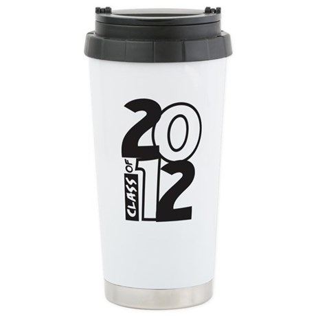BIG Class of 2012 Ceramic Travel Mug