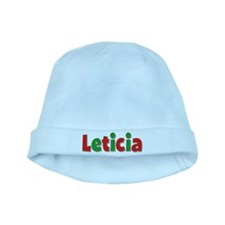 Leticia Christmas baby hat