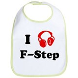 F-Step music Bib