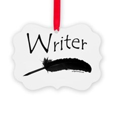 Writers Ornament
