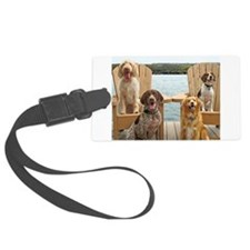 nova scotia duck tolling retriever Luggage Tag
