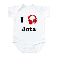 Jota music Infant Bodysuit