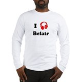 Belair music Long Sleeve T-Shirt