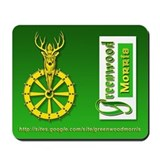Greenwood Morris Mousepad