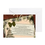 Christmas vacation cards Greeting Cards