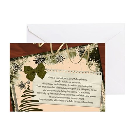 Griswold Family Card Greeting Cards (Pk of 20)