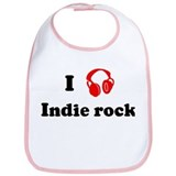 Indie rock music Bib