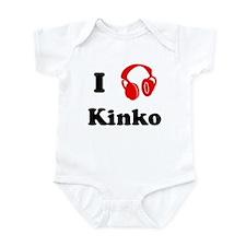 Kinko music Infant Bodysuit