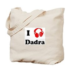 Dadra music Tote Bag