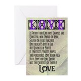 LOVE NEVER FAILS Greeting Cards (Pk of 10)