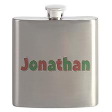 Jonathan Christmas Flask