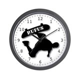 RUFUS - Skateboard Wall Clock
