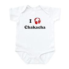 Chakacha music Infant Bodysuit