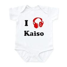 Kaiso music Infant Bodysuit