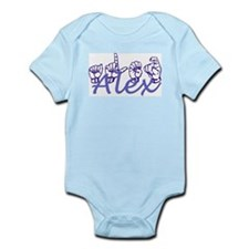 Alex Infant Bodysuit