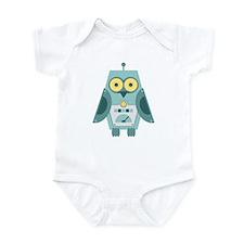 Owl Robot Onesie