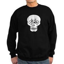 Cycling Skull Sweatshirt