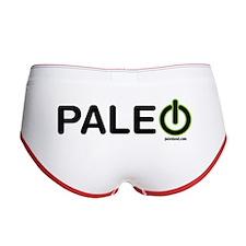 Paleo Power Horizontal Women's Boy Brief