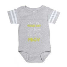 WAKEBOARD Long Sleeve Infant Bodysuit
