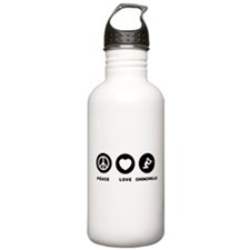Chinchilla Lover Water Bottle