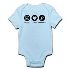 Chinchilla Lover Infant Bodysuit