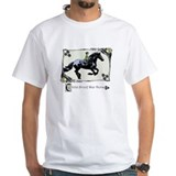 Child-Proof War Horse Kids T-Shirt T-Shirt