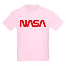 NASA Spider Logo T-Shirt