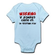 Zombies Infant Bodysuit