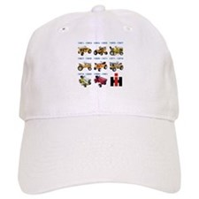 Lineage of IH no lines.png Baseball Cap