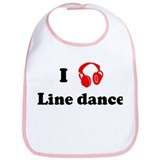 Line dance music Bib