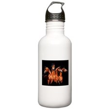 Four Horses Sports Water Bottle