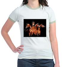 Four Horses T