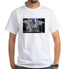 Woody Snow Owl Shirt