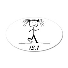 13.1 BLK Wall Decal