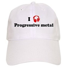 Progressive metal music Baseball Cap