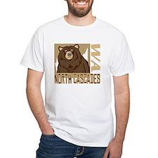 North Cascades Grumpy Grizzly Shirt